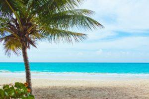 beach, beautiful, blue
